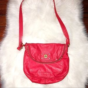 Marc by Marc jacobs red crossbody